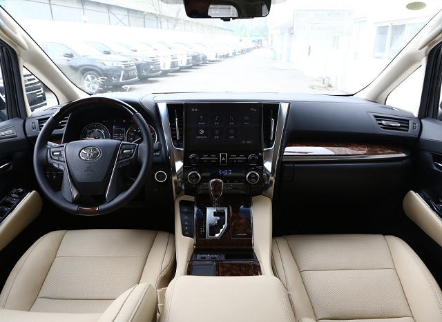 好车在线提供厦门汽车报价,丰田 埃尔法 2020款 双擎 2.5L 黄金版报价,多少钱