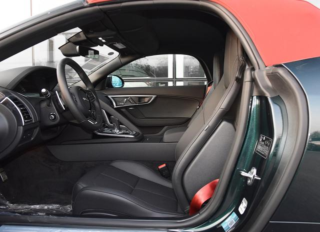 好车在线提供厦门汽车报价,捷豹 F-Type 2021款  P300 后驱敞篷版报价,多少钱